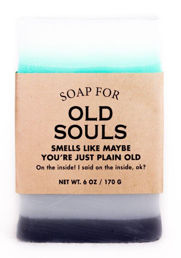 Мыло для всех и каждого