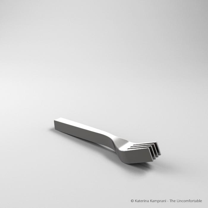 Дизайнер создает дизайн для бесполезных вещей