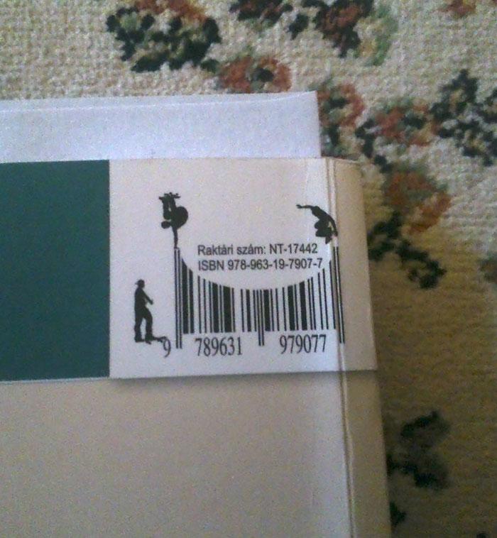 Штрих-код – тоже предмет для творчества