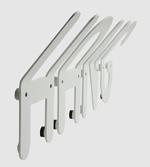 Креативные настенные крючки