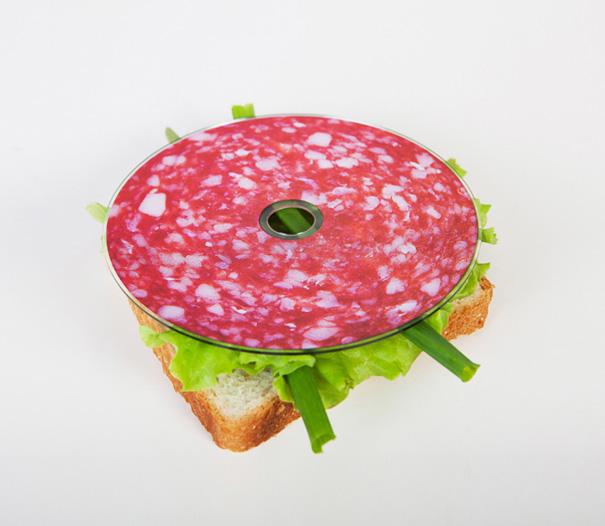 Креативная упаковка продуктов питания