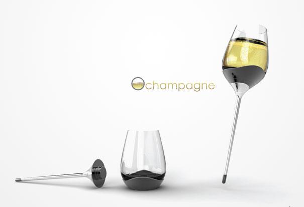 Стильные и креативные стаканы